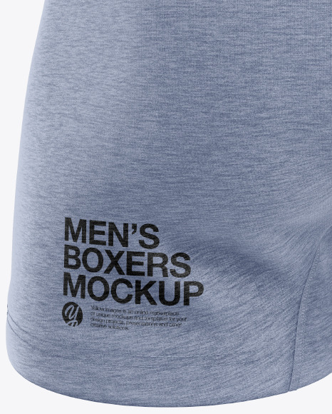 Download Mens Boxer Briefs Mockup Back View Yellowimages