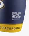 Cycling Shorts Mockup