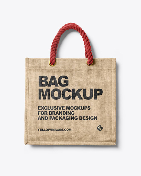 Download Cotton Bag Mockup Psd Free Yellowimages