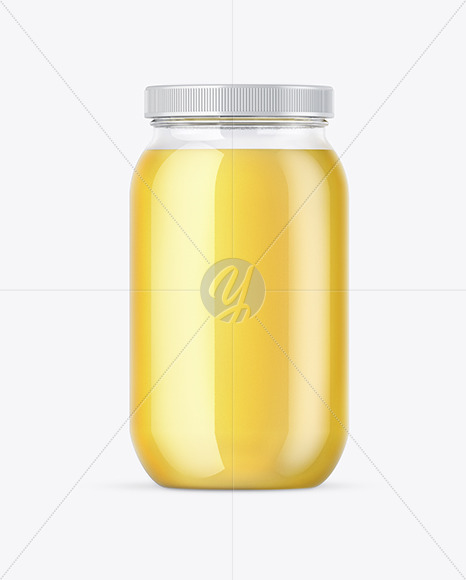 Download Ghee Glass Storage Jar Mockup In Jar Mockups On Yellow Images Object Mockups Yellowimages Mockups