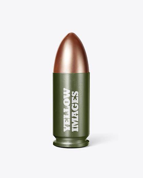 Bullet Mockup