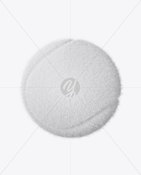 Tennis Ball Mockup