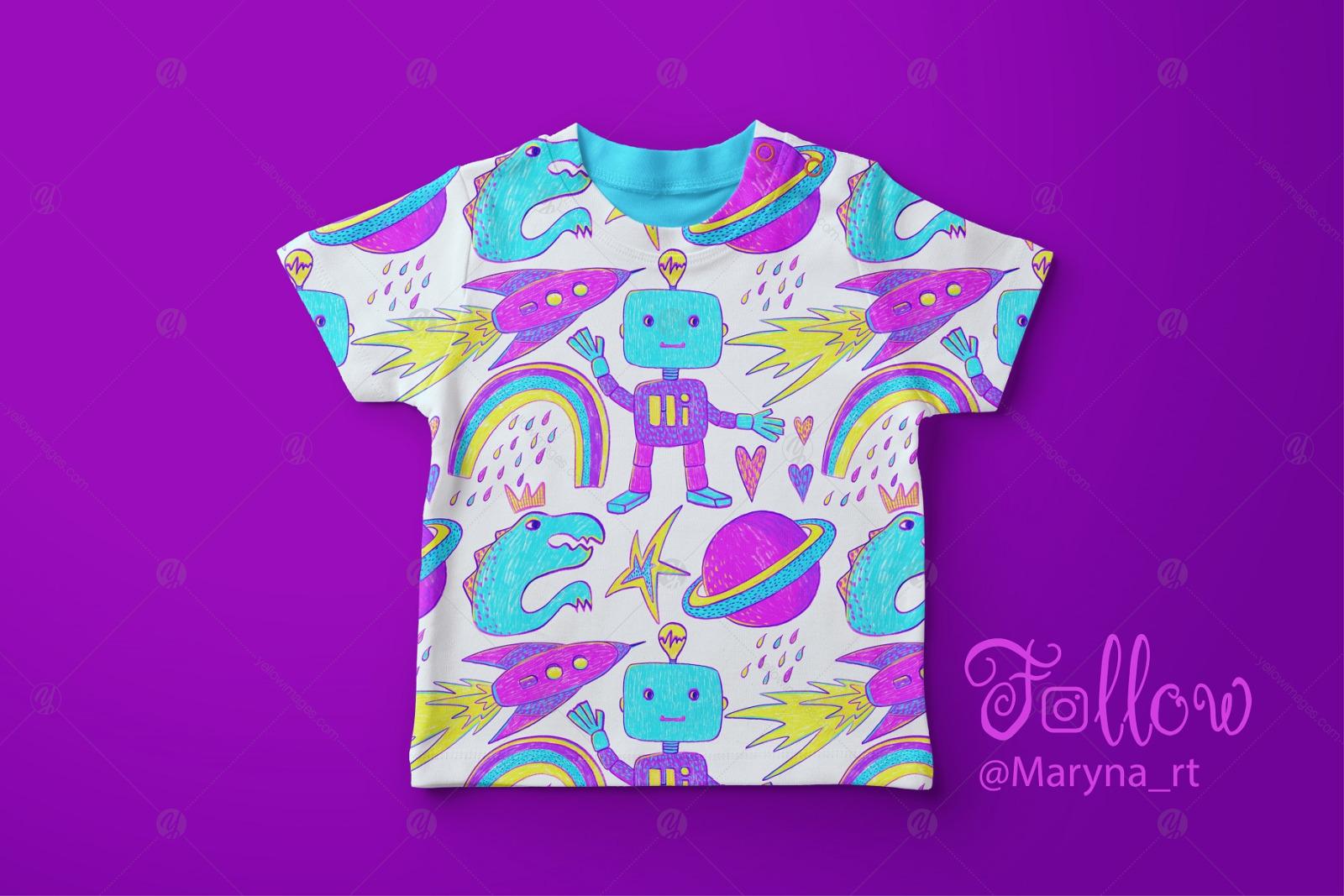 Hello, world! Kid's patterns