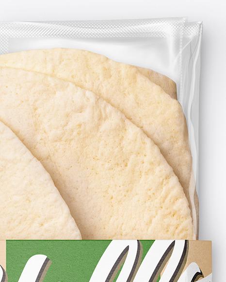 Tortilla Pack Mockup
