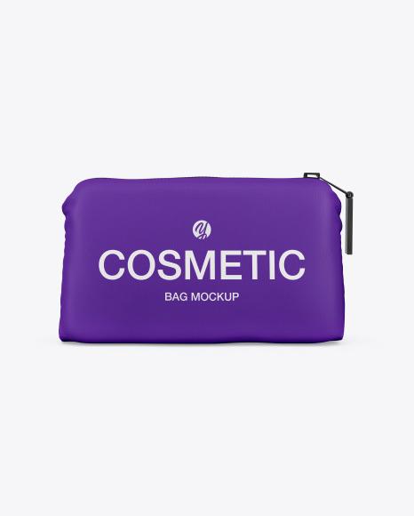 Download Cosmetic Bag PSD Mockup