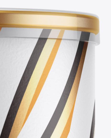 Download Matte Textured Snack Tube Mockup PSD - Free PSD Mockup Templates