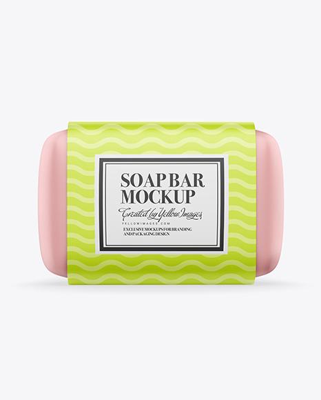 Download Soap Bar PSD Mockup