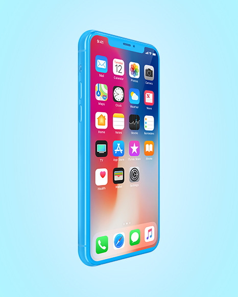 Clay Apple Iphone 11 Pro Mockup