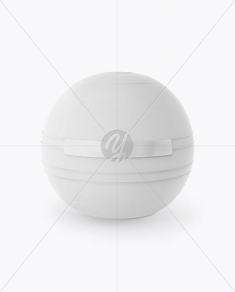 Slam Ball Mockup