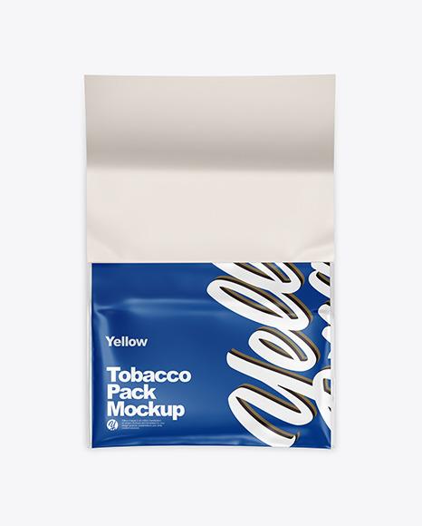 Download Tobacco Pack PSD Mockup