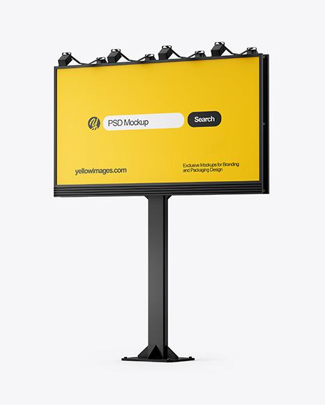 Download Billboard PSD Mockup