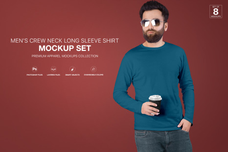 Download Animated T Shirt Mockup In Apparel Mockups On Yellow Images Creative Store PSD Mockup Templates