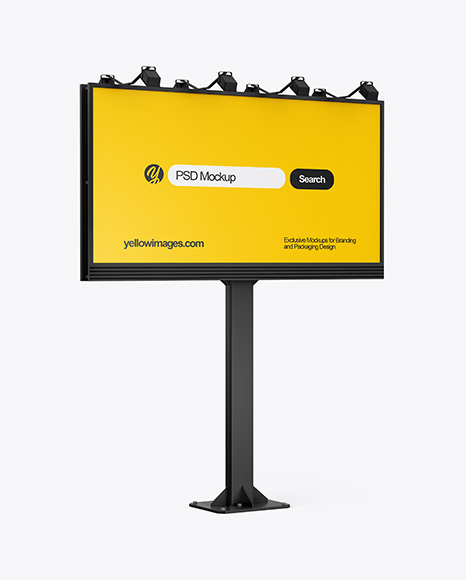 Download Billboard PSD Mockup
