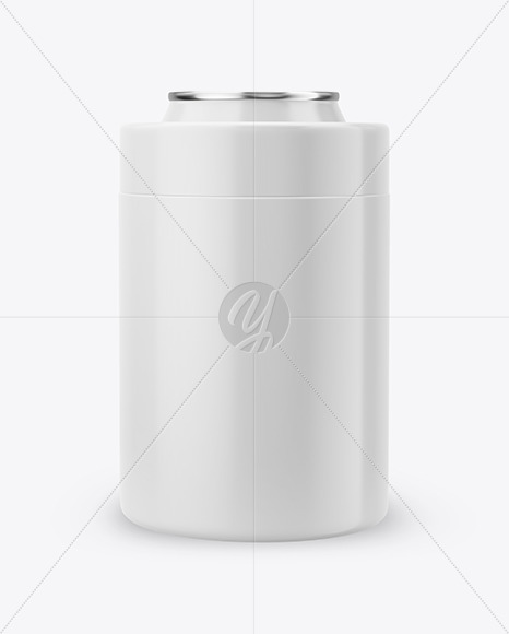 Can Cooler Mockup