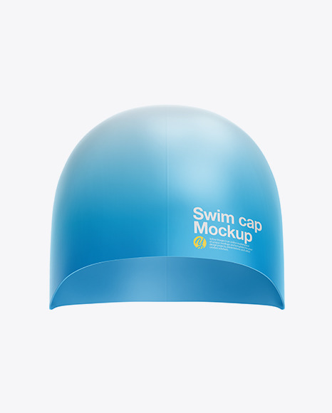 Download Swimming Cap PSD Mockup