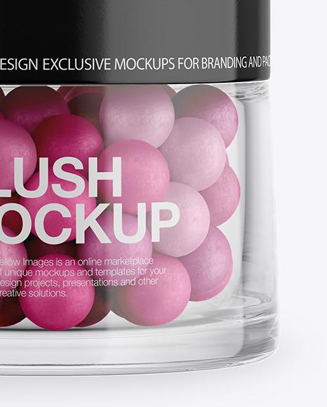 Blush Mockup