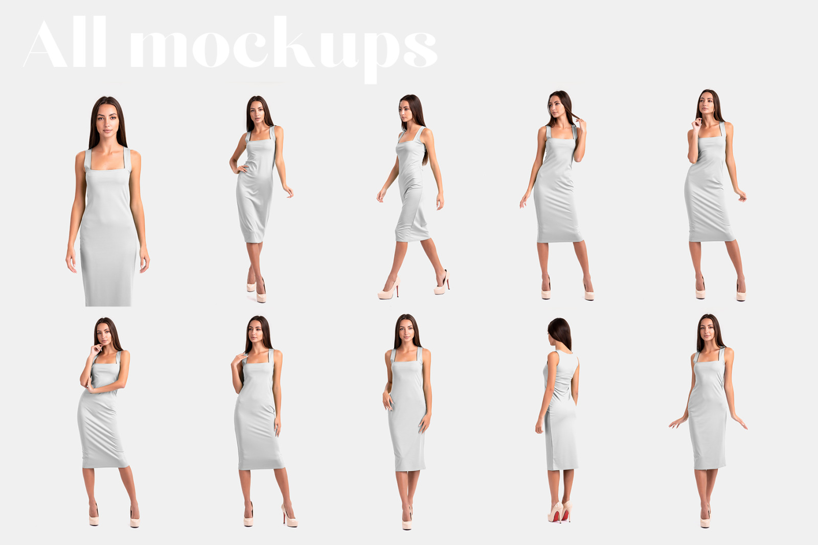 Download Dress Mockup Psd Free Yellowimages