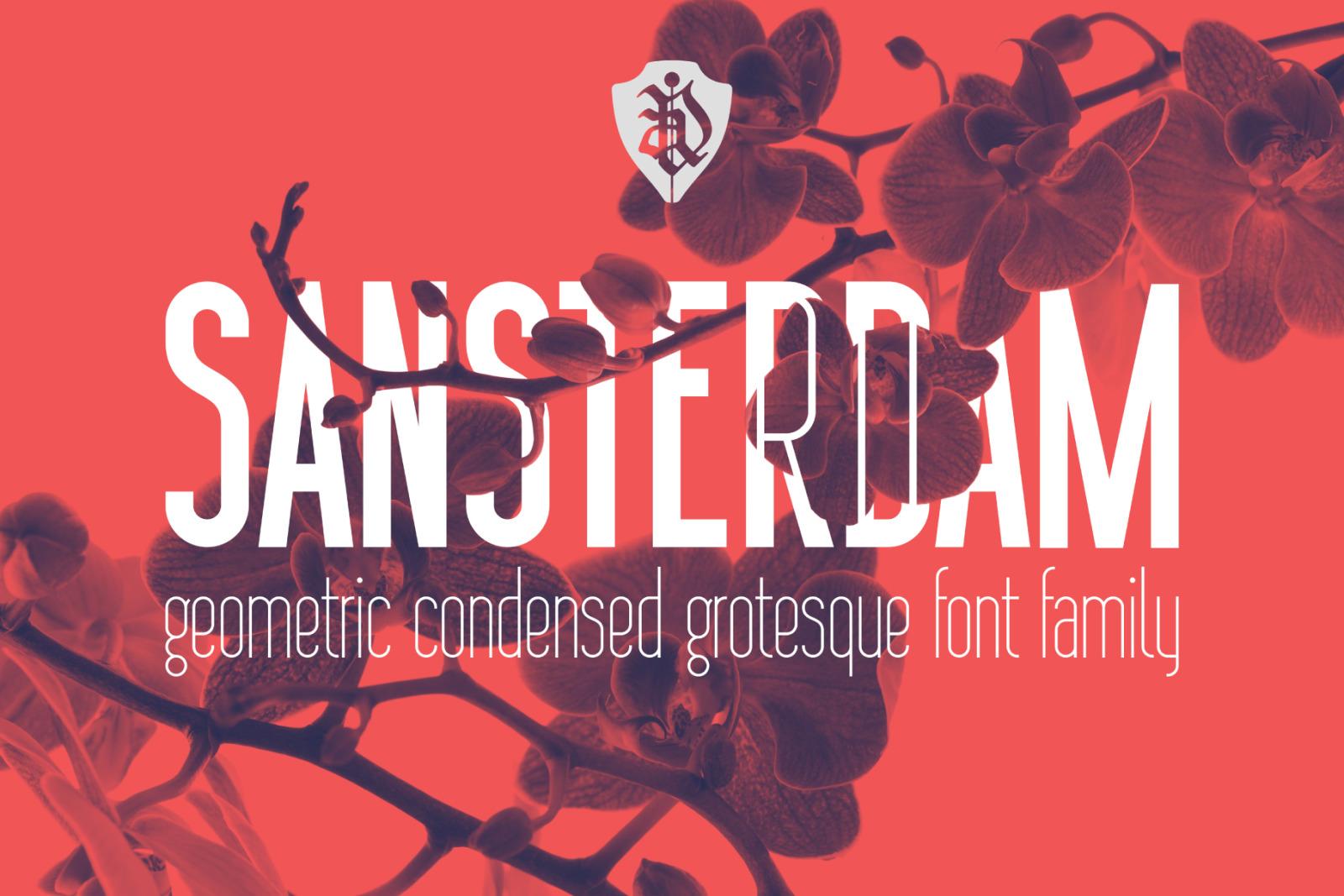 Sansterdam Bold & Thin