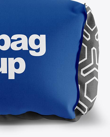 Bean Bag Mockup