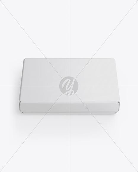 Psd Acrylic Box Mockup