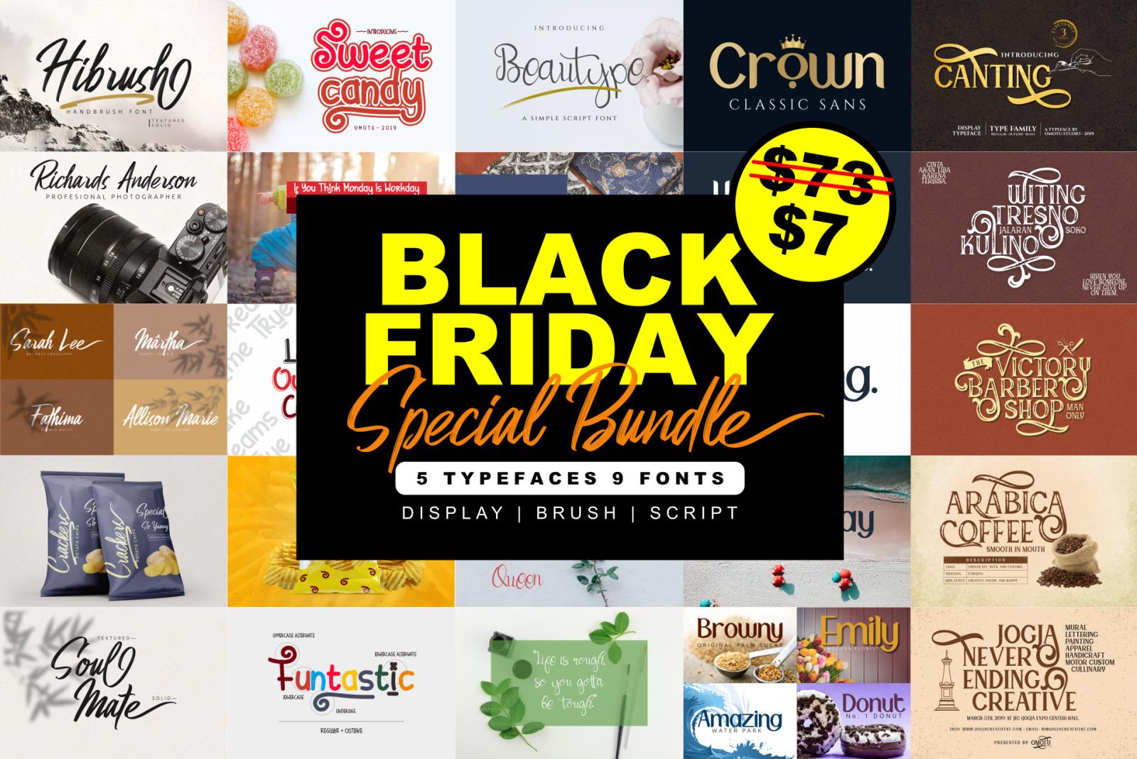 Black Friday Special Bundle Vol. 2