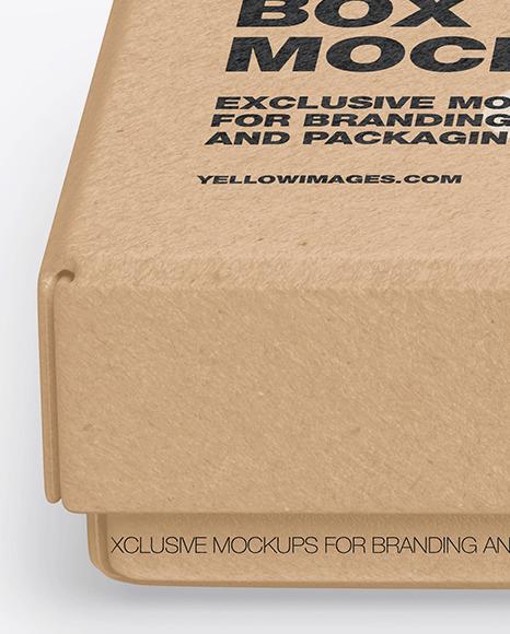 Download Cardboard Box With Hands Mockup PSD - Free PSD Mockup Templates