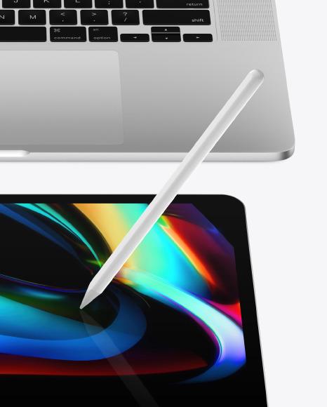 "MacBook Pro 16"" And iPad Pro 12.9"""