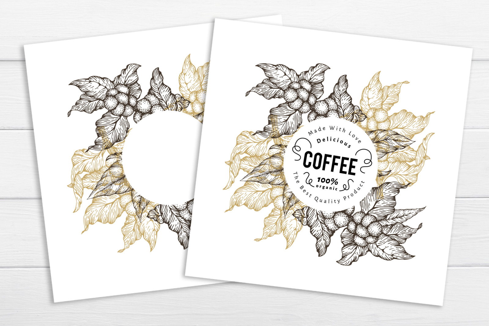 Coffee Vector Collection