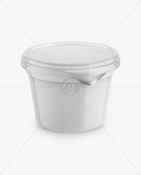 Jar Cream Mockup