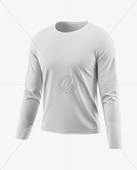 Download Men S Raglan T Shirt Mockup In Apparel Mockups On Yellow Images Object Mockups PSD Mockup Templates
