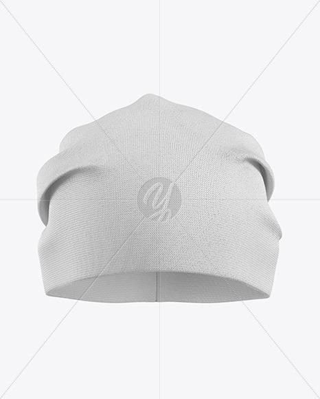 Winter Hat Mockup