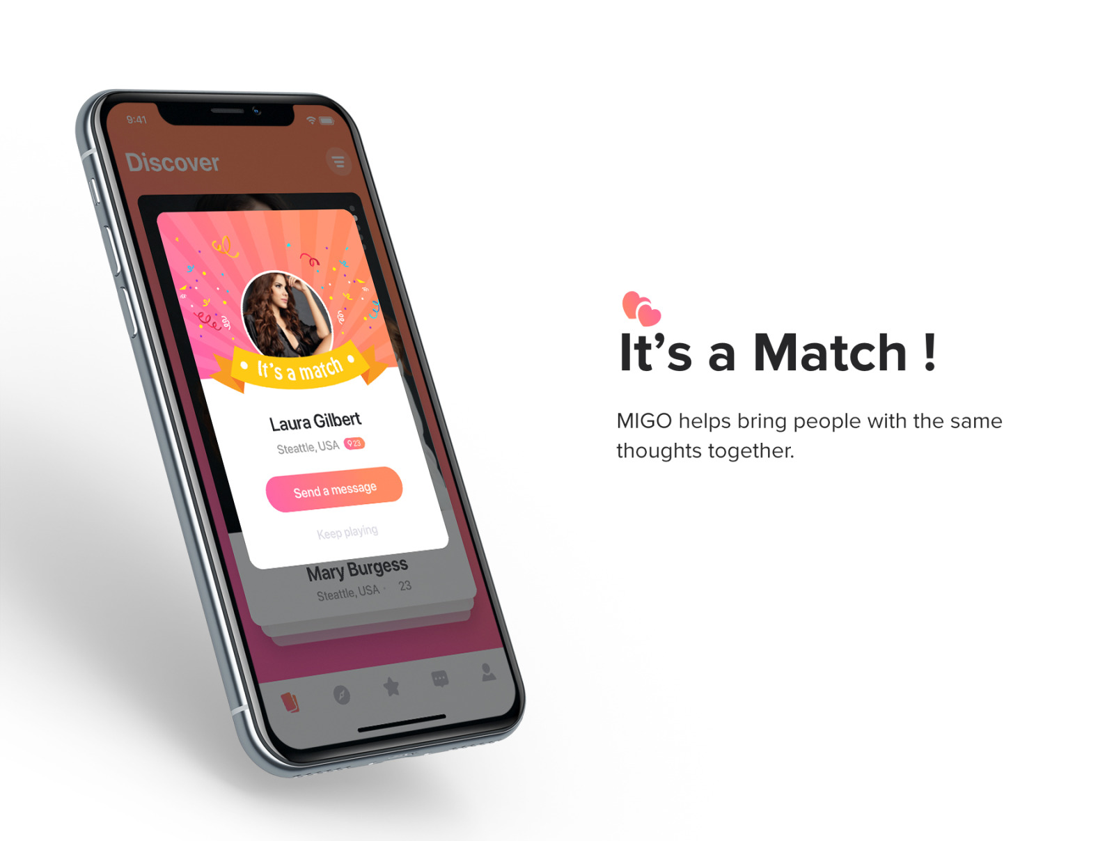 MIGO Dating UI Kit