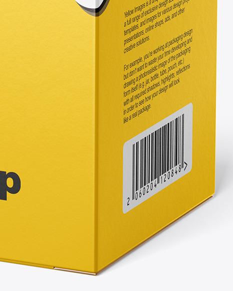 Download Box Mockup In Box Mockups On Yellow Images Object Mockups PSD Mockup Templates