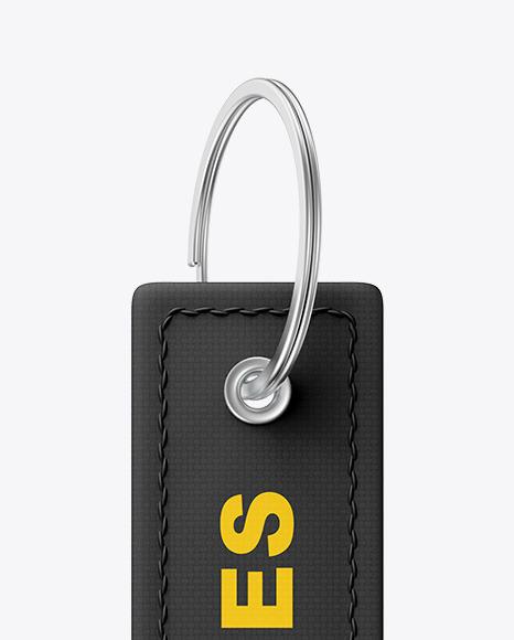 Moto Loot Keychain Mockup