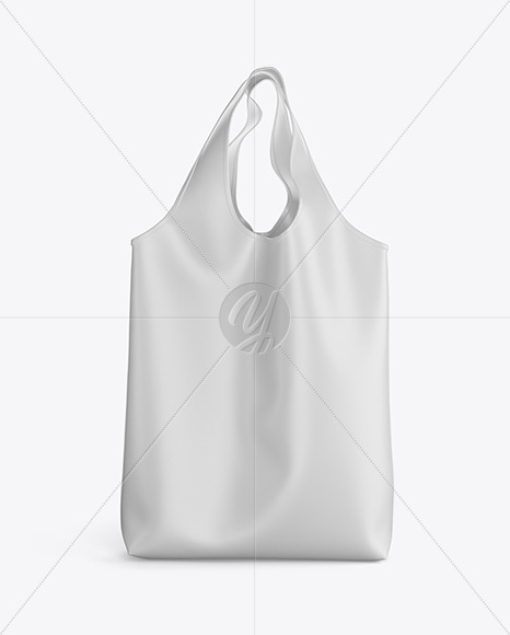 Download Canvas Bag Mockup Front View Yellow Images
