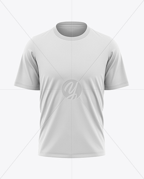 Download Men White T Shirt Mockup Yellowimages