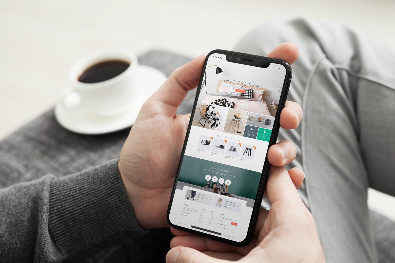 Mobile App Mockup Free Online