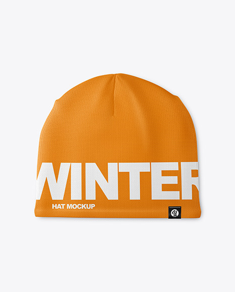 Download Winter Hat PSD Mockup