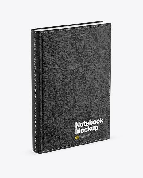 Download Notebook PSD Mockup