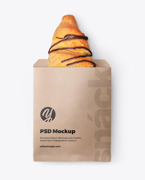 Download Paper Snack Pack PSD Mockup