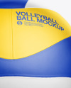 Volleyball Ball Mockup