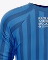 Women's Raglan T-Shirt Mockup