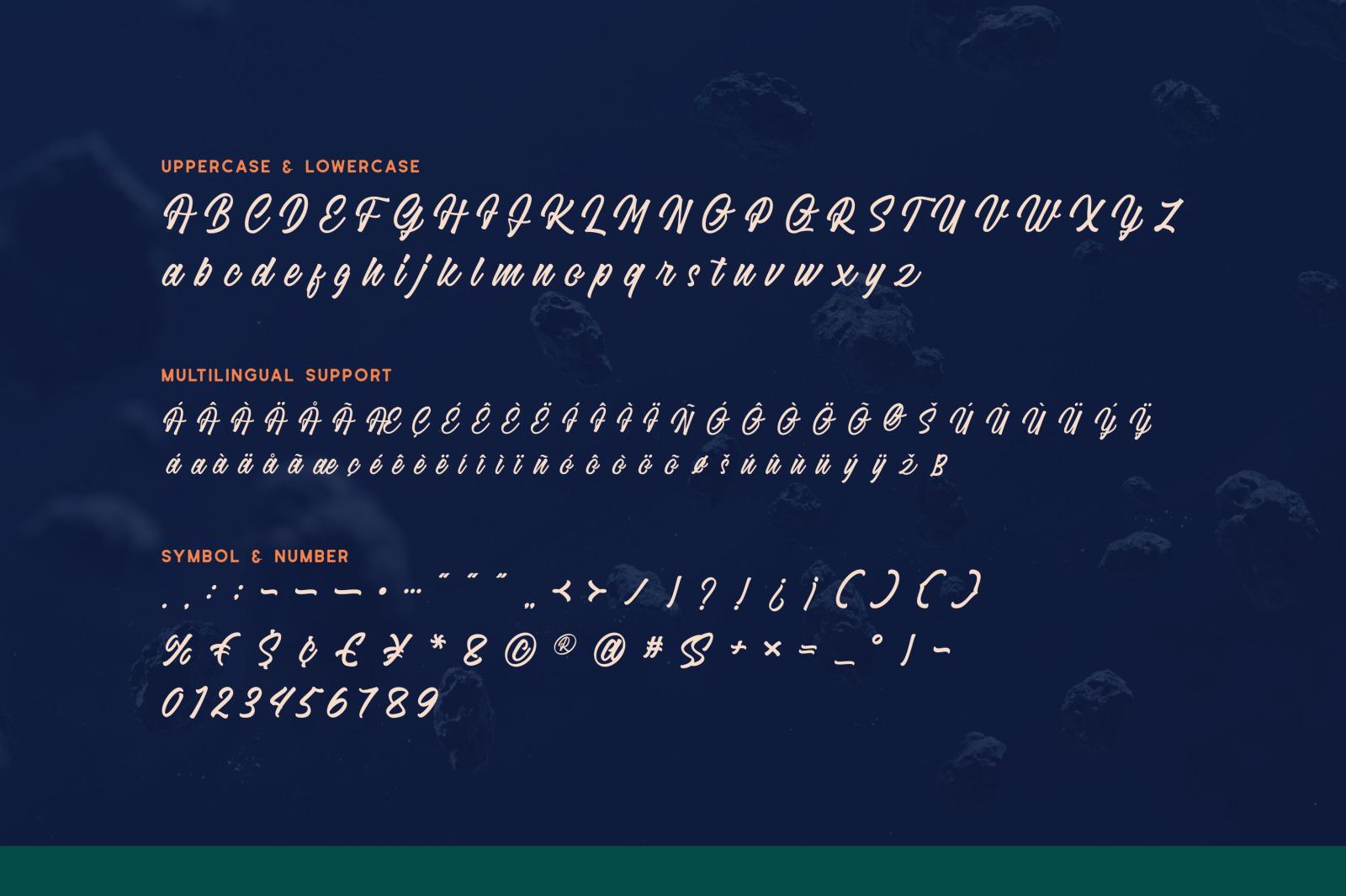 Justoma Font