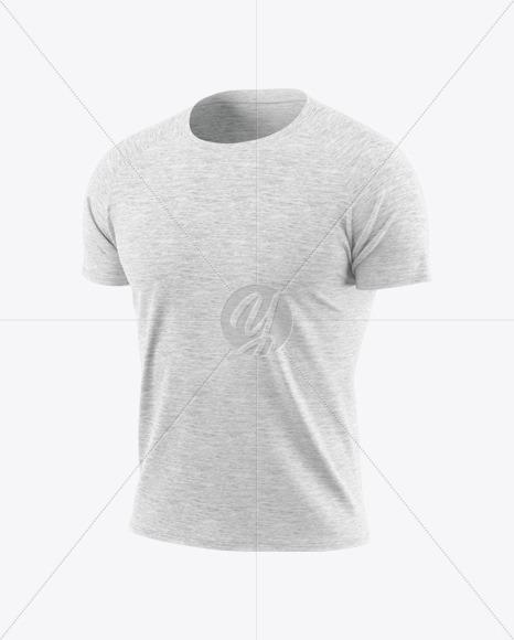 Download Gray T Shirt Mockup Free PSD - Free PSD Mockup Templates