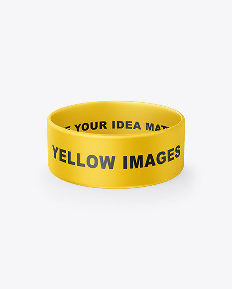 Download Paper Wristband Mockup Free Yellowimages