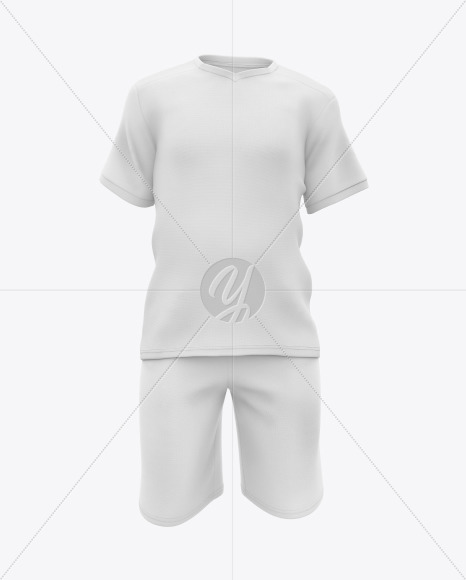 Children's Uniform Mockup