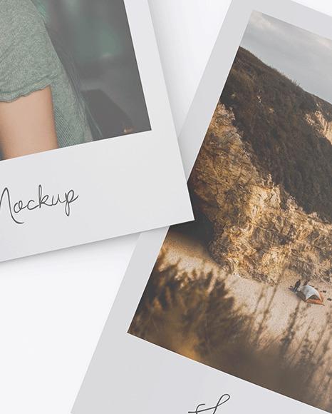Snapshots w/ Pins Mockup
