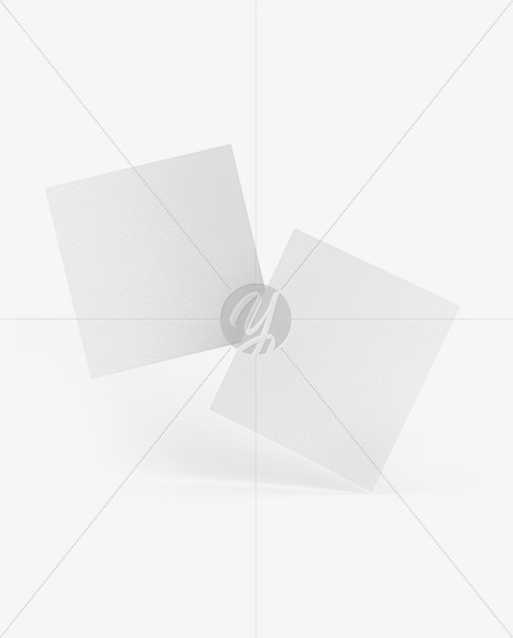Textured Snapshots Mockup