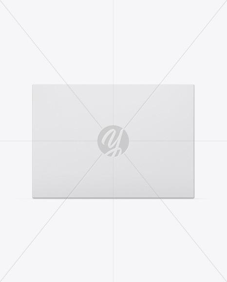 Paper Box Mockup