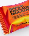 Matte Snack Pack Mockup